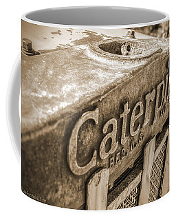 Caterpillar Vintage Coffee Mug