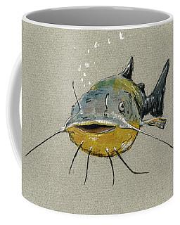 Catfish Coffee Mugs