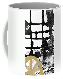 Cathedral- Abstract Painting Coffee Mug