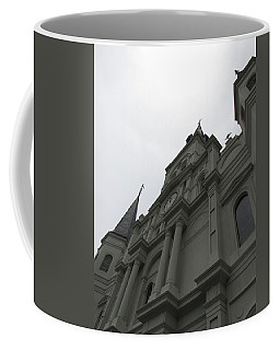 Coffee Mug featuring the photograph Cathedral II by Beth Vincent