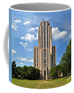 Cathedral Of Learning Pittsburgh Pa Coffee Mug