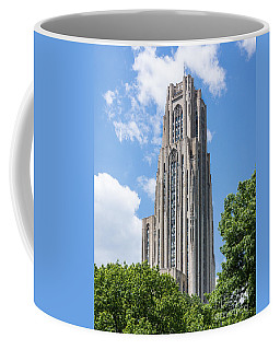 Cathedral Of Learning - Pittsburgh Pa Coffee Mug