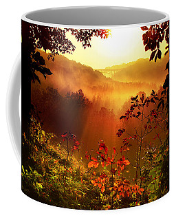 Cathedral Of Light Coffee Mug