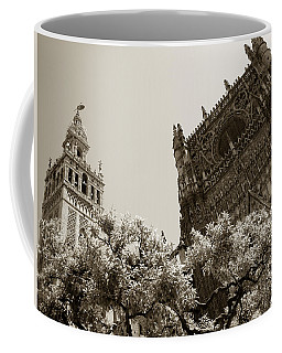 Cathedral Of Seville Coffee Mug