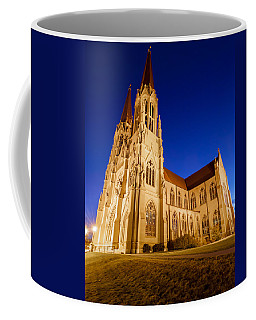 Morning At The Cathedral Of St Helena Coffee Mug