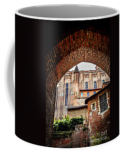 Cathedral Of Ste-cecile In Albi France Coffee Mug