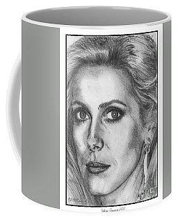 Catherine Deneuve In 1976 Coffee Mug