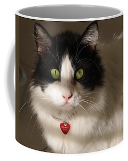 Cat's Eye Coffee Mug