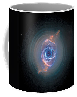Cats Eye Nebula - Ngc 6543  Coffee Mug