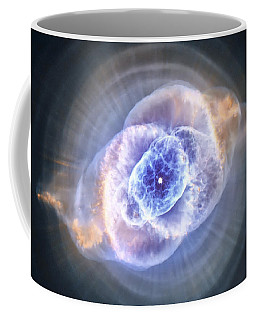 Cat's Eye Nebula Coffee Mug