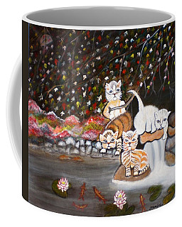 Cats In The Wild II Coffee Mug
