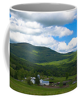 Catskill New York Farm Coffee Mug