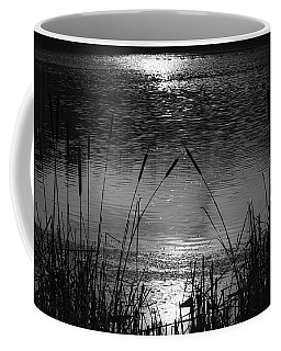 Cattails 3 Coffee Mug by Susan  McMenamin