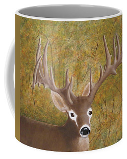 Caught In The Headlights Coffee Mug by Tim Townsend