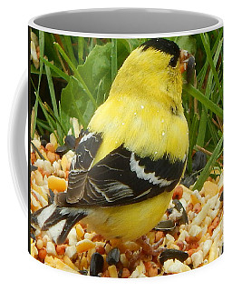 Caught In The Rain Coffee Mug