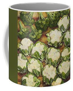 Cauliflower March Coffee Mug