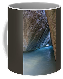 Cave At The Baths Coffee Mug