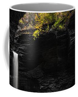Cavern Cascade Color Splash Coffee Mug