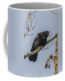 Caw Coffee Mug
