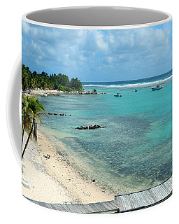 Cayman Beach Coffee Mug