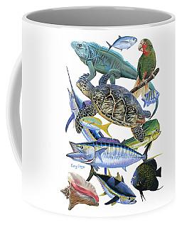 Cayman Collage Coffee Mug