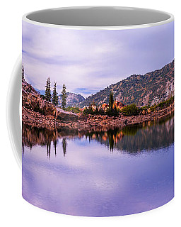 Cecret Reflection Coffee Mug