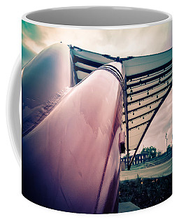 Cedar Rapids Amphitheater Pipes Coffee Mug