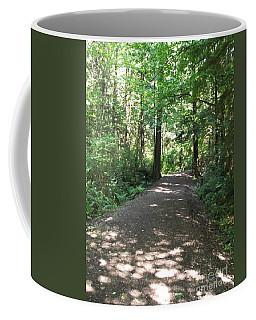 Cedar Shadow Steps Coffee Mug