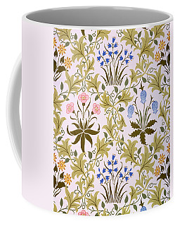 Celandine Wallpaper Design Coffee Mug