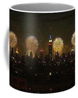 Celebrate Freedom Coffee Mug