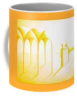 Celestial Dimension Coffee Mug