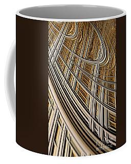 Celestial Harp Coffee Mug