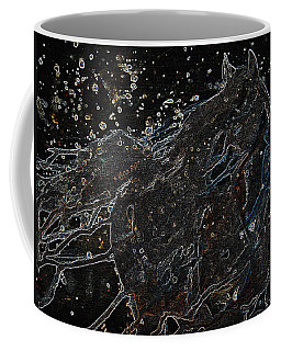 Wild Horse Of The Skies Coffee Mug