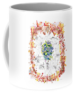 Cellular Generation Coffee Mug