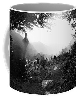 Celtic Graveyard Coffee Mug by Tim Townsend