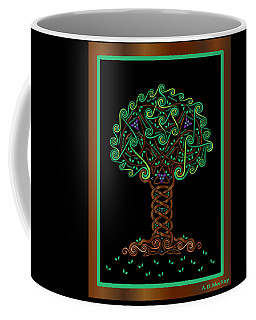 Celtic Tree Of Life Coffee Mug