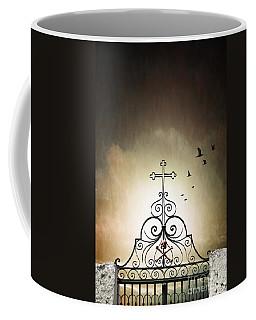 Cemetery Gate Coffee Mug