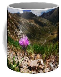 Centaurea Coffee Mug