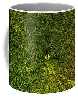 Center Of The Earth Coffee Mug