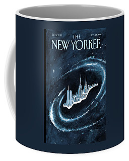 Center Of The Universe Coffee Mug