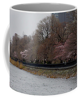 Central Park 4 Coffee Mug by Chris Thomas