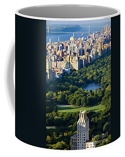 Coffee Mug featuring the photograph Central Park by Brian Jannsen