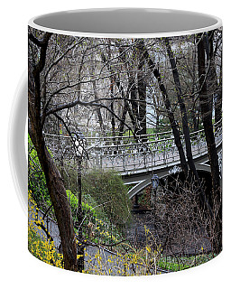 Central Park Coffee Mug by Chris Thomas