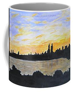 Central Park In Newyork Coffee Mug