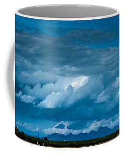 Central Valley Clouds Coffee Mug