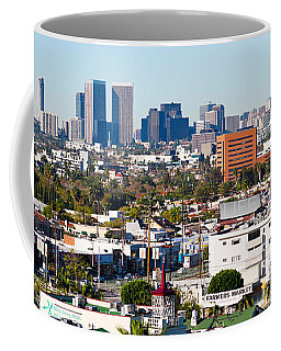 Century City, Beverly Hills, Wilshire Coffee Mug