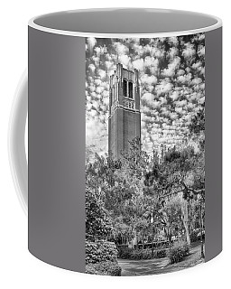 Coffee Mug featuring the photograph Century Tower by Howard Salmon