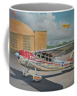 Radial Engine Coffee Mugs
