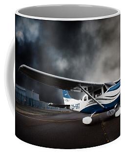 Cessna Ground Coffee Mug by Paul Job
