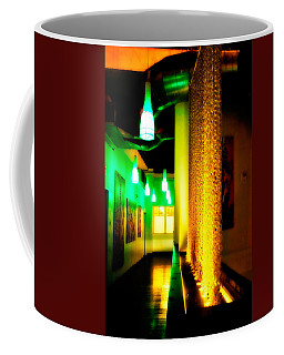 Chain Lighting Coffee Mug by Melinda Ledsome